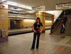 В Афинском метро