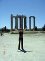 Афины. Храм Зевса