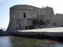 Крепость на островке Бурджи