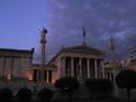 Здание Академии искусств в Афинах