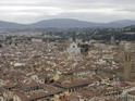 Вид на Флоренцию с Кампаниллы Джотто