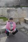 Камни за моей спиной обработаны 4000 лет назад