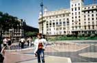 Барселона площадь Каталунии