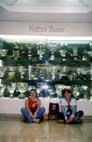 В музее футбольного клуба Барселона