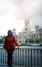 Мадрид, площадь Цибелес