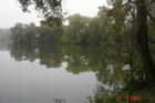 Один из прудов в Ясной Поляне