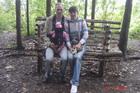 Любимая скамейка Толстого
