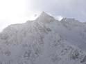 Вот такую красоту видно со станции Мир на Эльбрусе