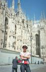 Собор Дуомо. Милан