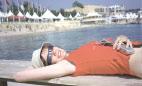 Приятно поваляться на Лазурном берегу