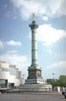 Колонна на площади Бастилии