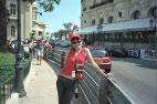 Гуляем по трассе в Монако