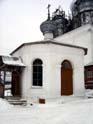 На территории Никитского монастыря