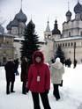 На территории Ростовского кремля