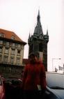 Я возле пороховой башни